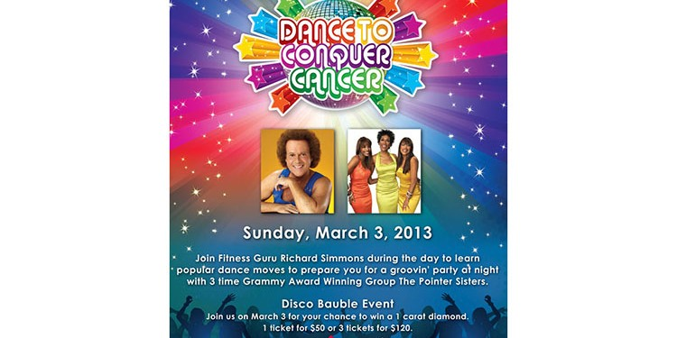 Dance to Conquer Cancer
