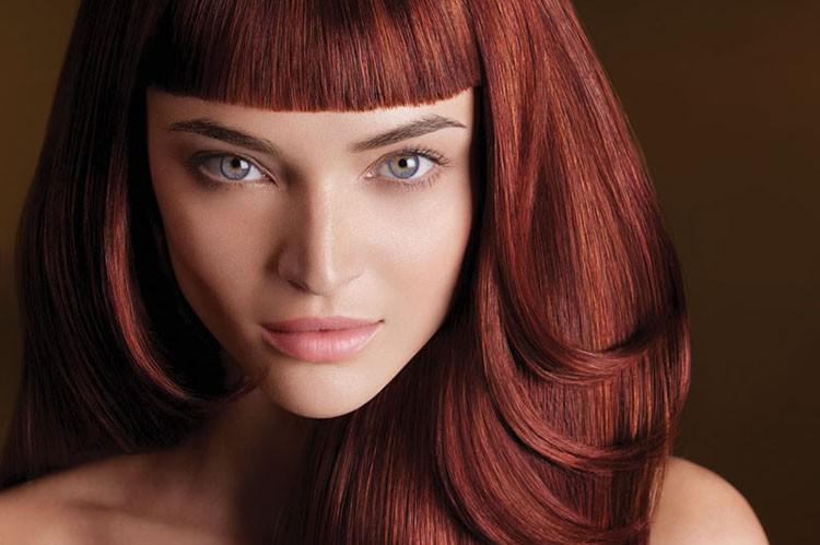 lady amado salon red hair