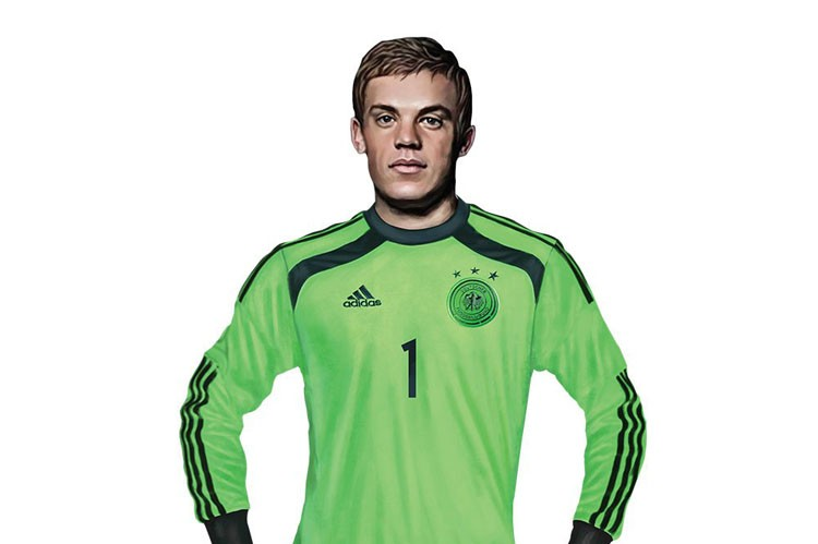 germany-neuer-worldcup brazil 2014