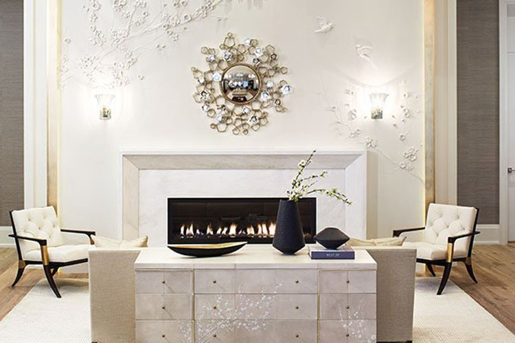 contemporary accents meld with the timeless refinement in rivera fine homes luxury estates