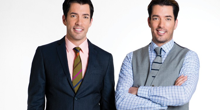 Property Brothers' Drew and Jonathan Scott give us the lowdown on home renovating