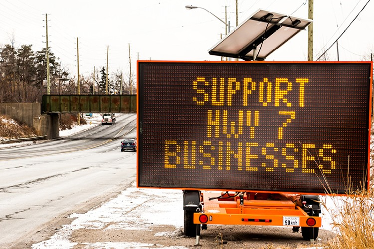 support-hwy7-businesses-vaughan-construction