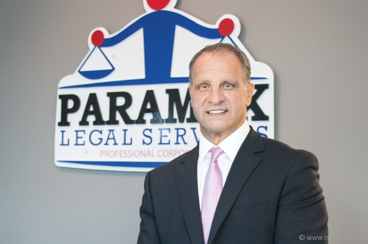Licensed paralegal  Sonny Spadafora's reputation and integrity are backed by years of experience in law enforcement and trials