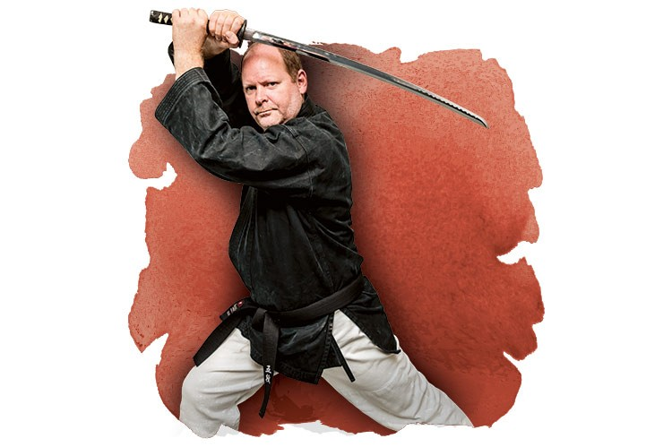 JEFF BOYCE, Bushido Kai Martial Arts Centre
