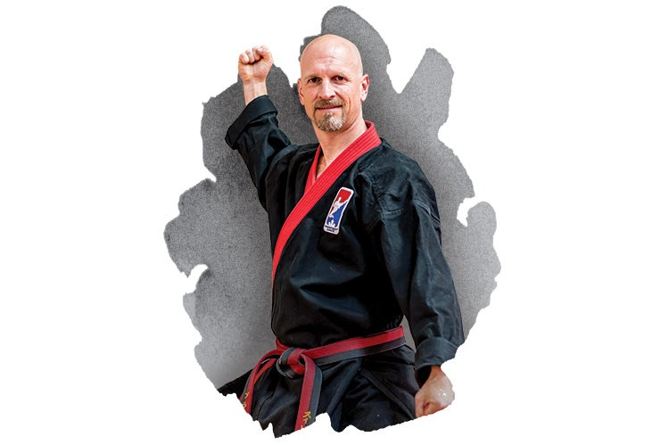 SCOTT BULLARD, Canada's Best Karate