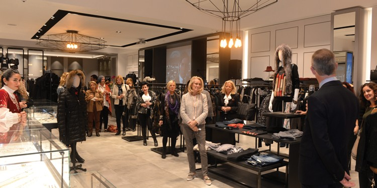 The new Andrews location at Sherway Gardens