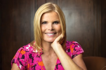 Oscar-nominated actress Mariel Hemingway, mental health activist and author of Out Came the Sun