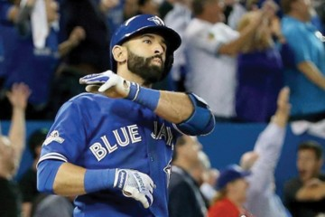 Toronto Blue Jay Jose Bautista