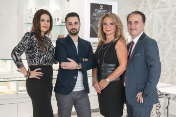 Lina, Daniel, Giselle and Bruno are bringing glitz and glam to the City of Vaughan