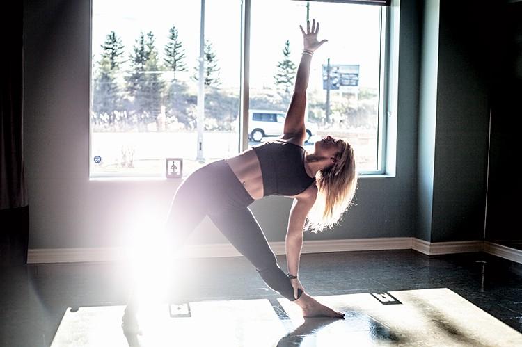 11. Moksha Yoga Maple