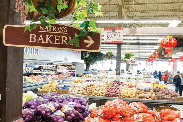 7. Nations Fresh Food