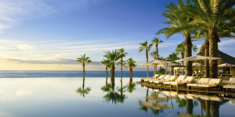 The Hilton Los Cabos Beach and Golf Resort balances needed relaxation with healthy lifestyles