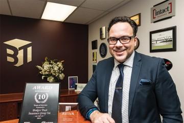 Rocco Naccarato, associate broker, Brokers Trust Insurance Group Inc