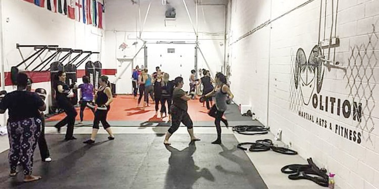 1. Volition Martial Arts & Fitness