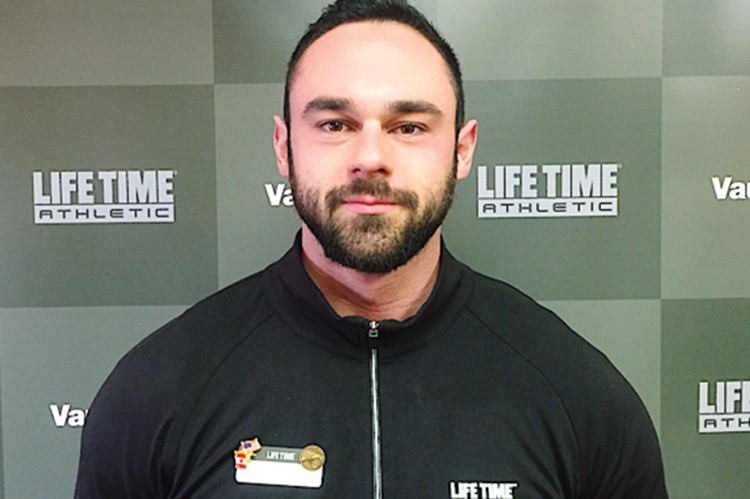 3. Kevin High,  BAHSc, NSCA-CSCS, NASM-CES Life Time Fitness