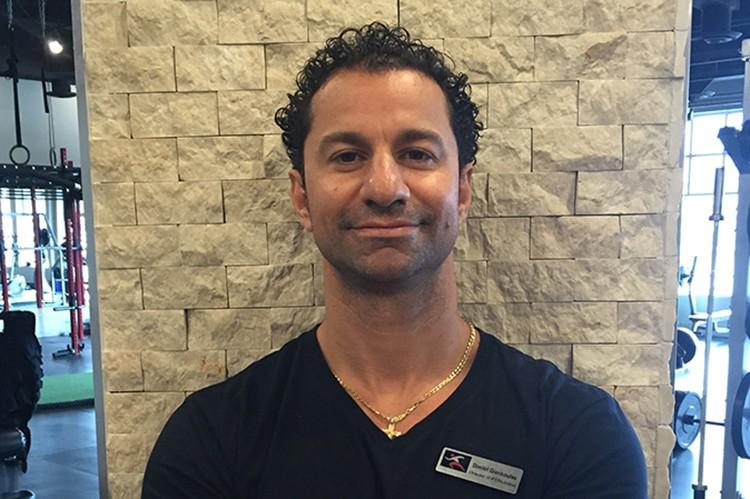 2. Dimitri Giankoulas,  CFP, ISSA, BTF Pure Motivation Fitness