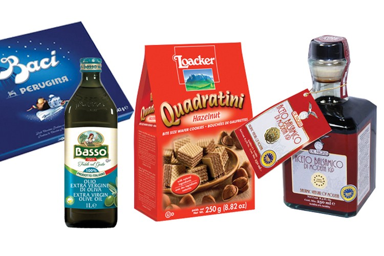 Apart from its private, eponymous label and premium gourmet line Allessia, Aurora represents centuries-old heritage brands that include Loacker wafers and Baci Perugina chocolate