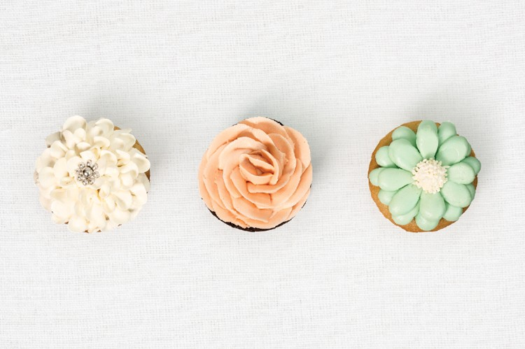 Cupcakes from Oh So Sweet