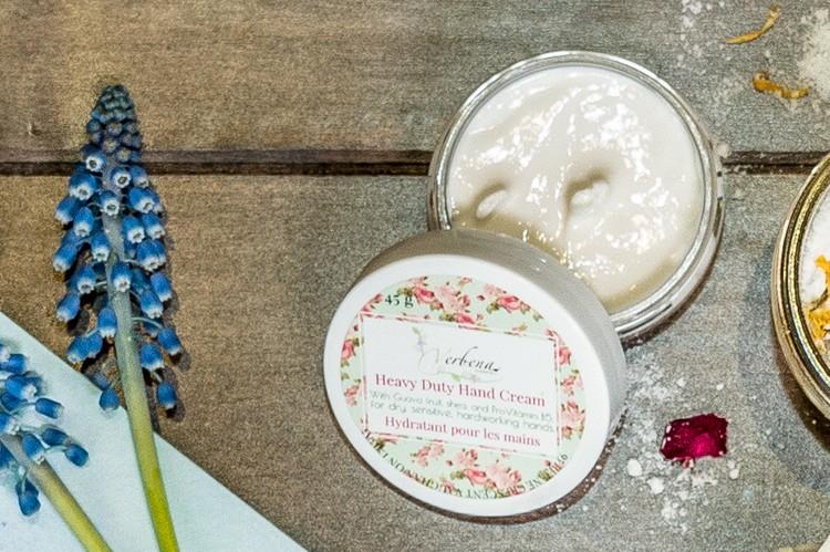 5. Handmade Hand Cream