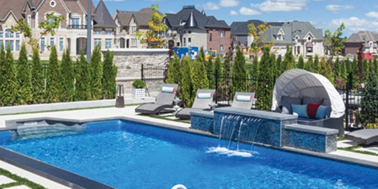 As we segue into warmer weather, award-winning AquaSpa Pools & Royal Stone gear up to beautify Vaughan landscapes