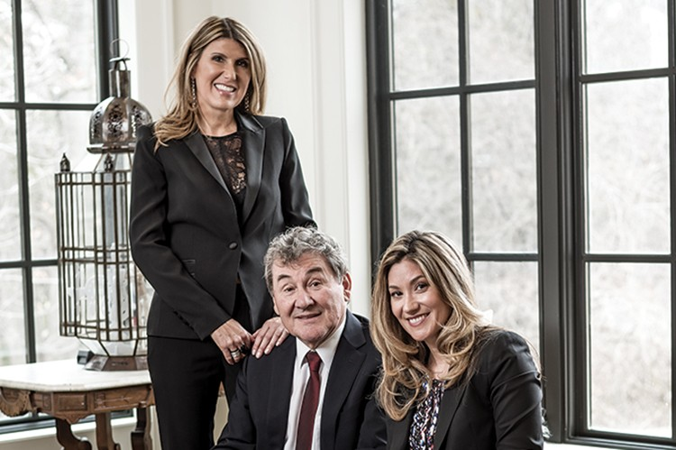 Laura, Joe and Andria have grown the Zanchin Automotive Group into an industry powerhouse that's comprised of over 30 dealerships and four auto malls, representing 15 brands and employing over 1,200 people