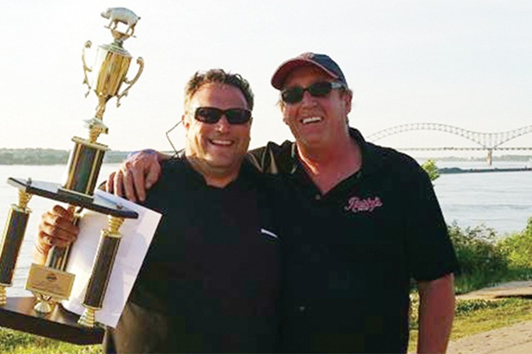 Executive chef and proprietor Stephen Perrin is also a Canadian barbecue master. His grilling moves landed him the Reserve Grand Champion trophy at Oinktoberfest in 2015, held in Clarence, N.Y.