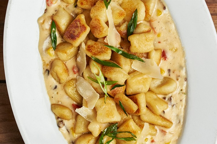 The restaurants under Substance Food Group's umbrella boast farm-to-table ingredients and menus that change seasonally, but fan favourites such as the Pan-Roasted Potato Gnocchi with truffle essence continue to shine on the menu at Terra Restaurant in Thornhill