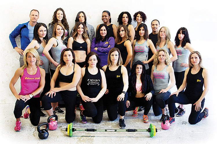 Integrity Fitness founder and master of women's fitness Paul Walker has built a community where women are part of something greater
