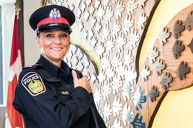 4. Michelle Vivian, Peel Regional Police