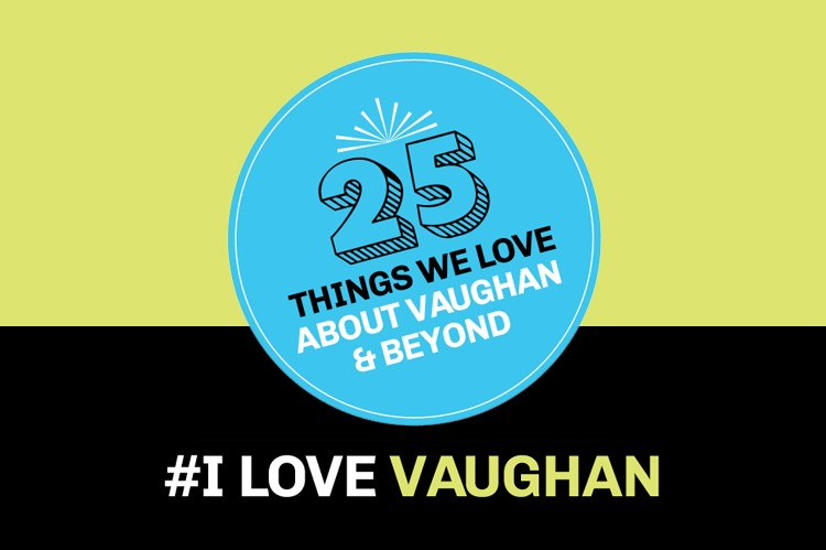 #I Love Vaughan