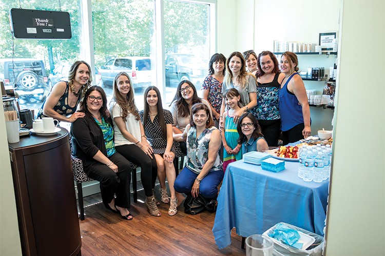 Clients new and old came together to celebrate the third anniversary of Freedom Medi-Spa in Vaughan