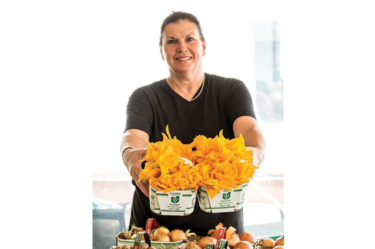 Sandra Russo, Russo Farms