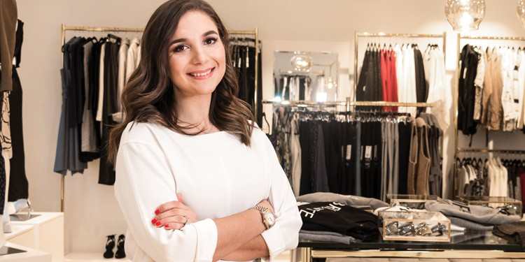 Young entrepreneur and fashion expert Cristina De Francesco channels her love for style and charmed family heritage into her quaint Kleinburg boutique