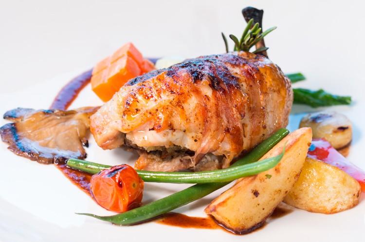3. CHEF: Domenic Colacci | DISH: Roasted Ontario Cornish Hen