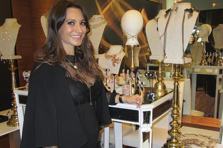 Tara Fava, jeweler and sponsor