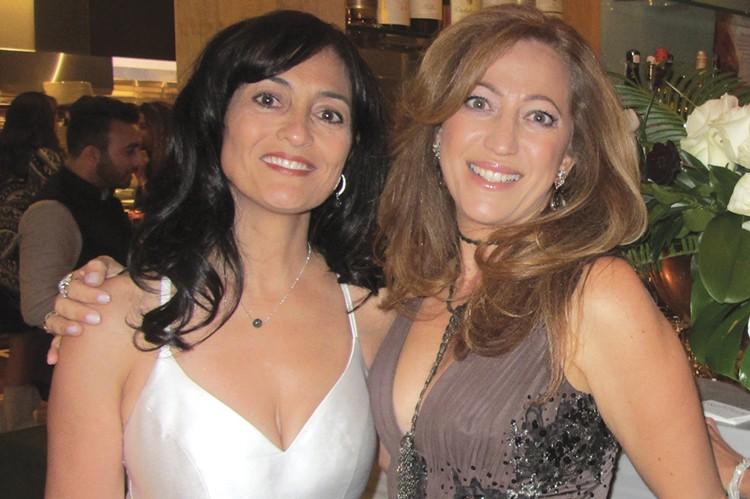 Carm Viola and Desiree Sardo