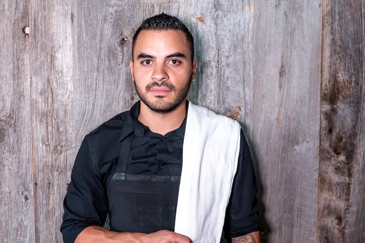 2. CHEF: Mateo Valasquez | DISH: Prime Rib with Cheese