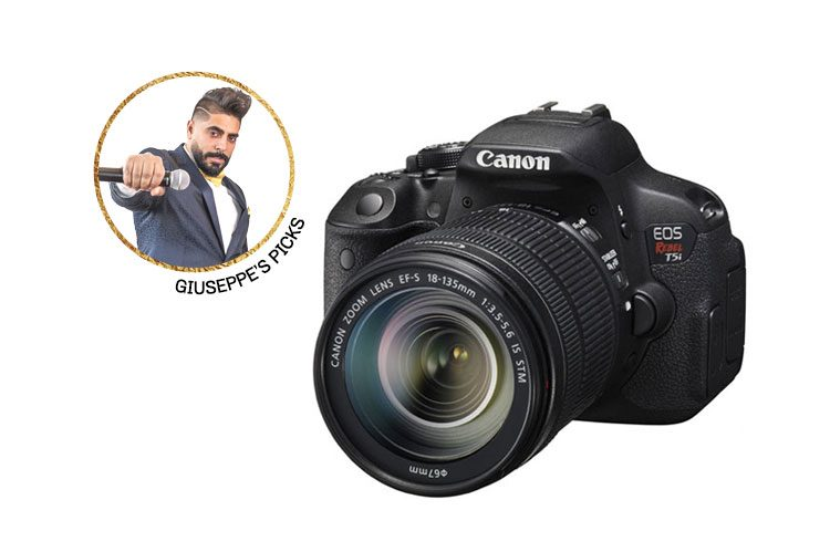 "10. ""The Canon EOS Rebel T5i EF-S camera"" | www.henrys.com"