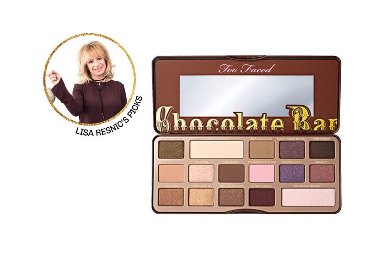 """18. """"The Chocolate Bar Eyeshadow Collection by Too Faced"""" 