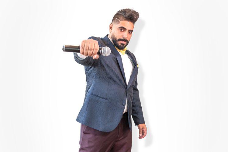 Giuseppe The Mc - Comedian