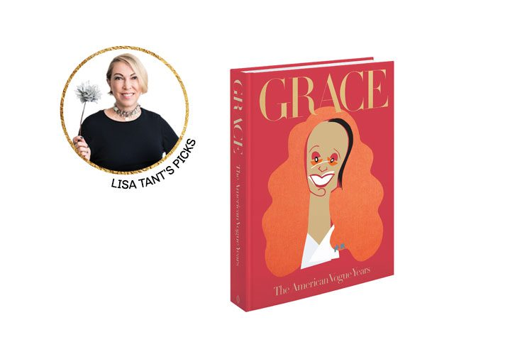 """1. """"Grace: The American Vogue Years by Grace Coddington, the former creative director of Vogue"""" 