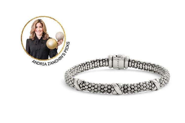 "22. ""Lagos 'Signature Caviar' Mini Oval Rope Bracelet""  | www.nordstrom.com"
