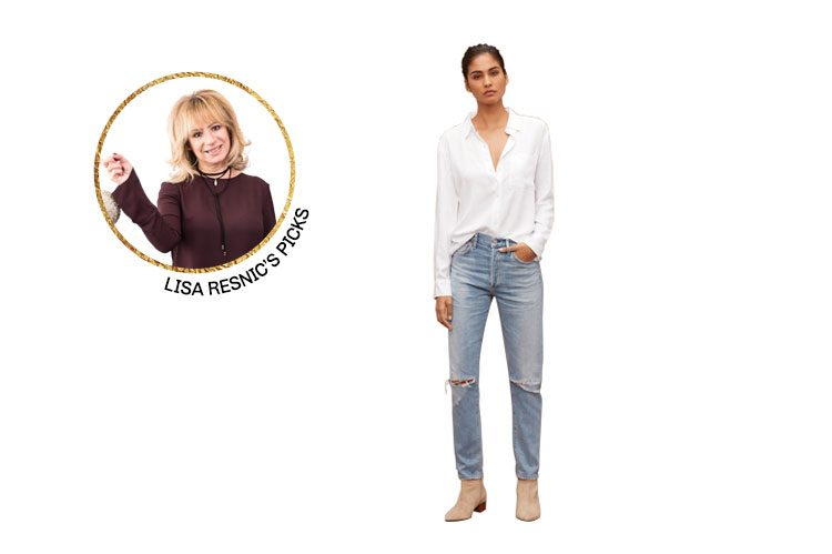 """16. """"Liya Torn jeans by Citizens of Humanity"""" 