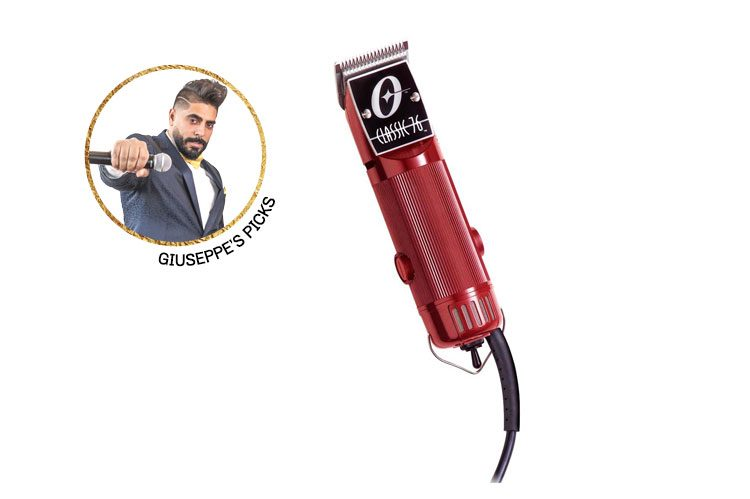 """11. """"Oster 76076-010 Classic 76 Professional Hair Clipper from TBBS"""" 