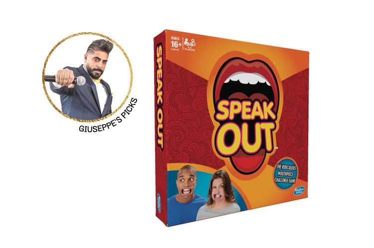 """7. """"The Speak Out game from Hasbro — I have no clue who I'll give this to, but someone in my family must have it!"""" 
