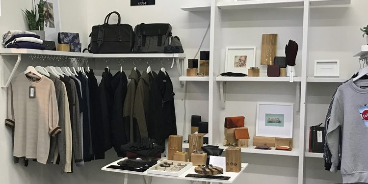 Unique pieces for men at Toronto Designers Market