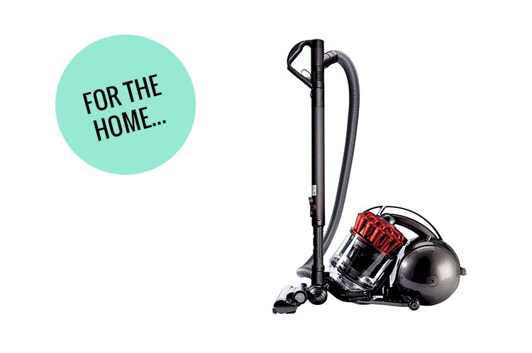 16. Dyson DC37 Multi-Floor Pro Canister Vacuum