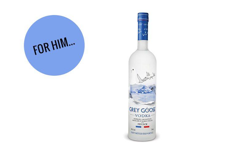 11. Vodka by Grey Goose
