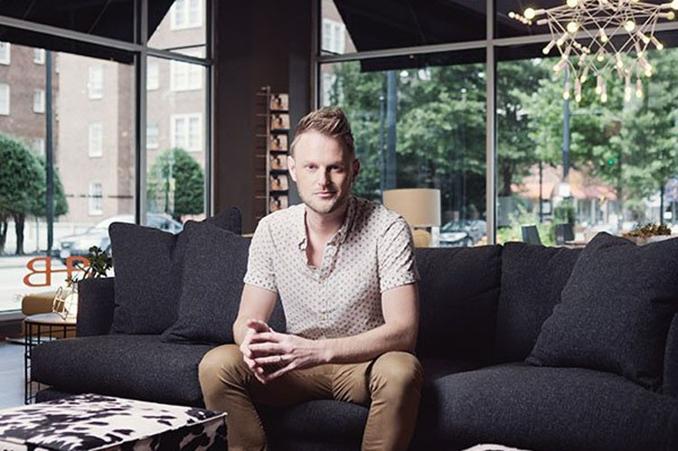 on the couch with bobby berk city life vaughan lifestyle. Black Bedroom Furniture Sets. Home Design Ideas