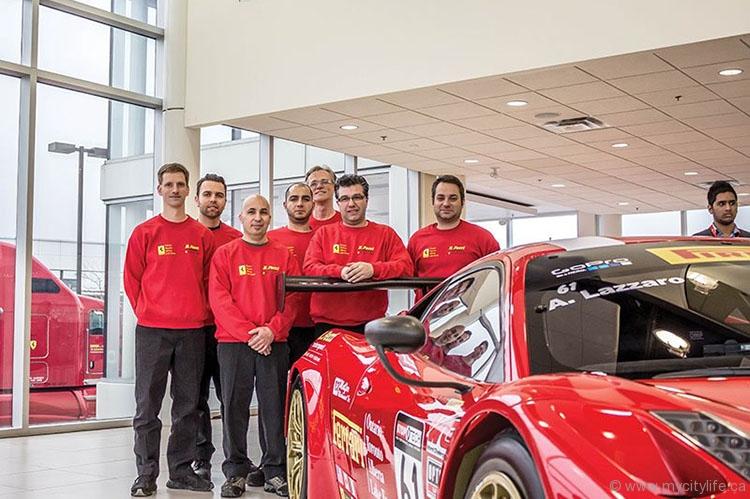 Ferrari Of Ontario Vaughan City Life Vaughan Lifestyle